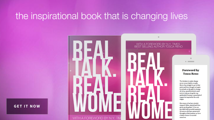 Real Talk Real Women Book