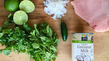 Swordfish Ceviche Recipe